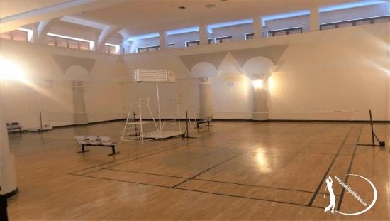 Badminton courts 2